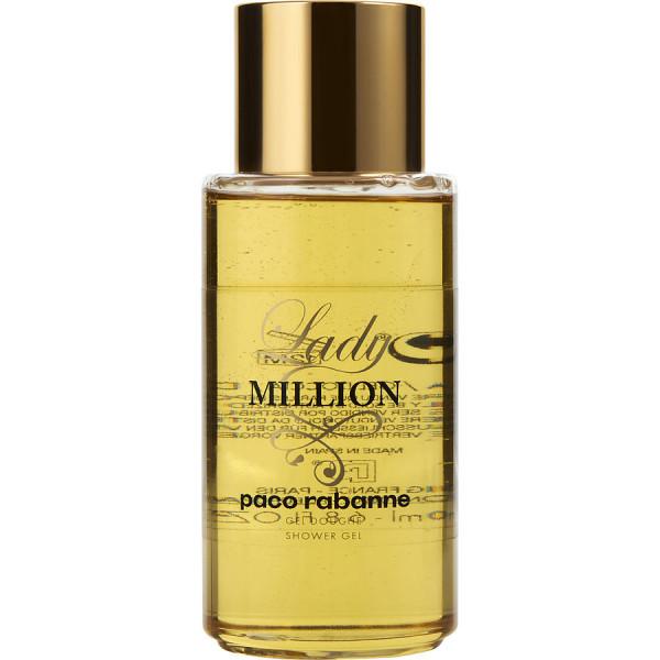 Lady Million - Paco Rabanne Duschgel 200 ml