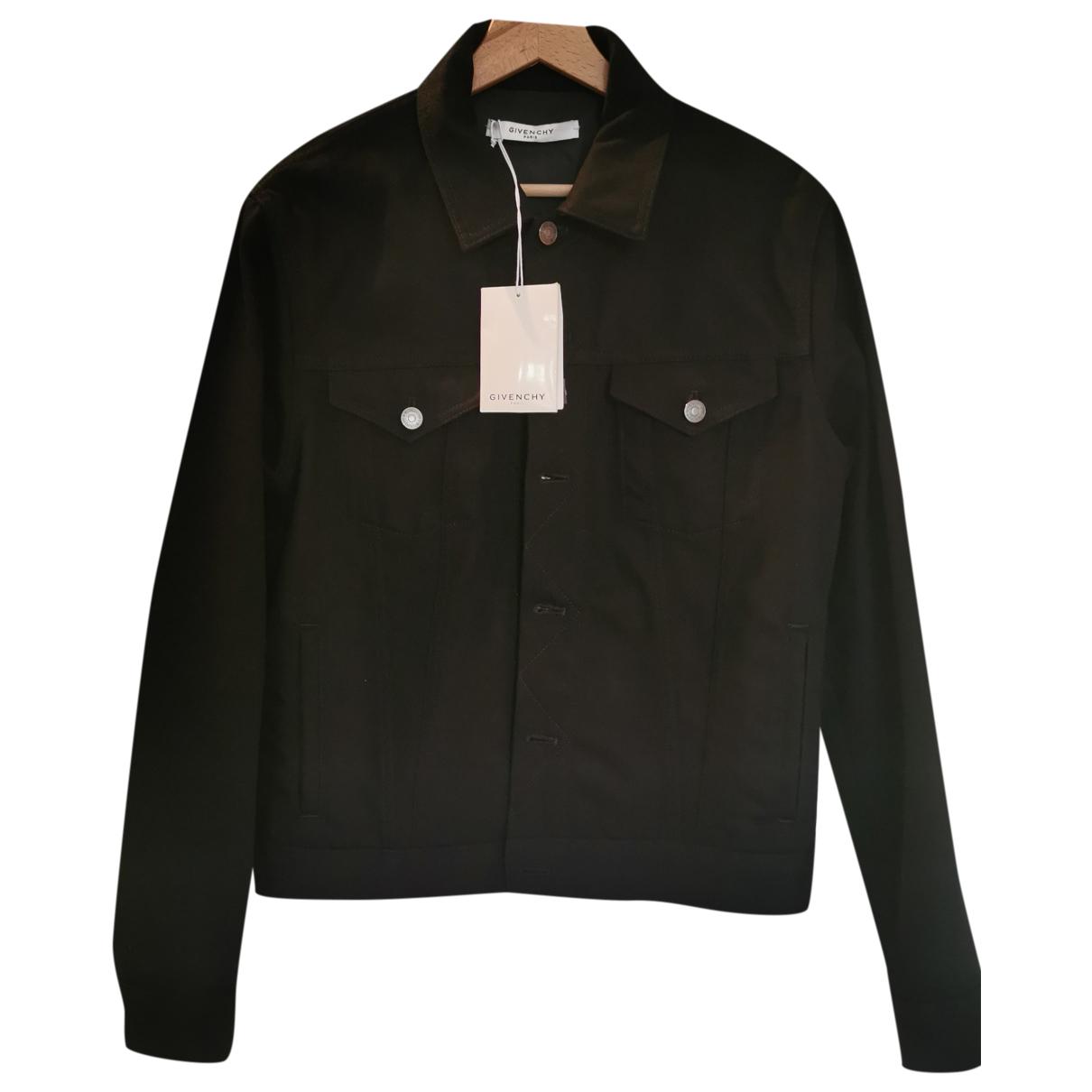Givenchy - Vestes.Blousons   pour homme en denim - noir