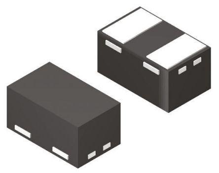 Nexperia Switching Diode, 215mA 100V, 2-Pin SOD-882D BAS16LD,315 (80)