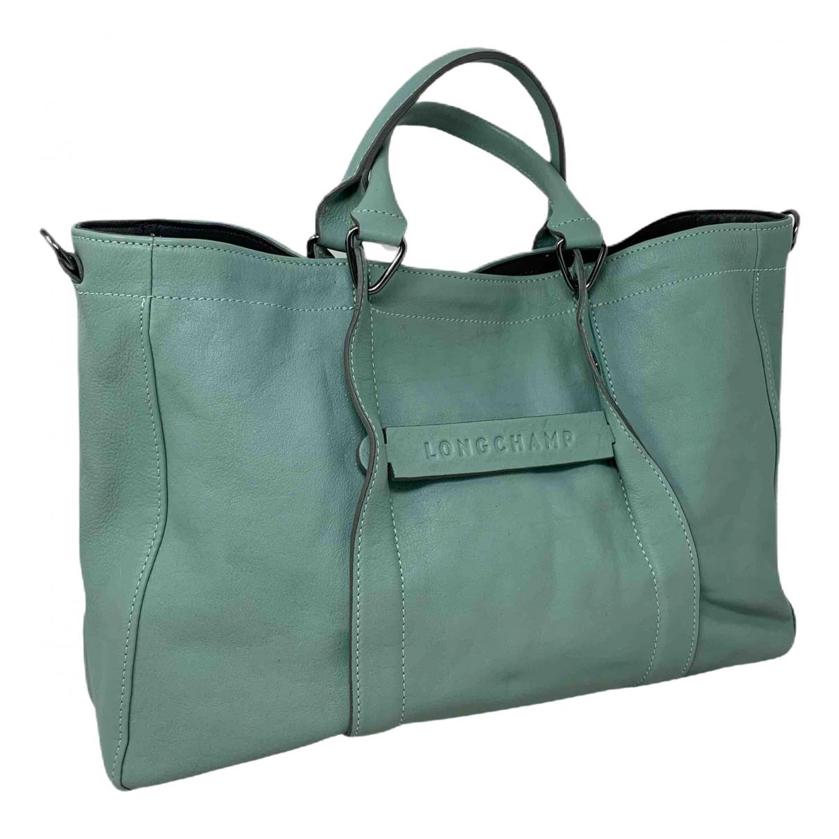 Longchamp 3D Handtasche in Leder