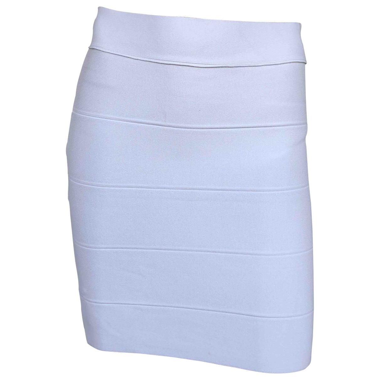Bcbg Max Azria \N White skirt for Women M International