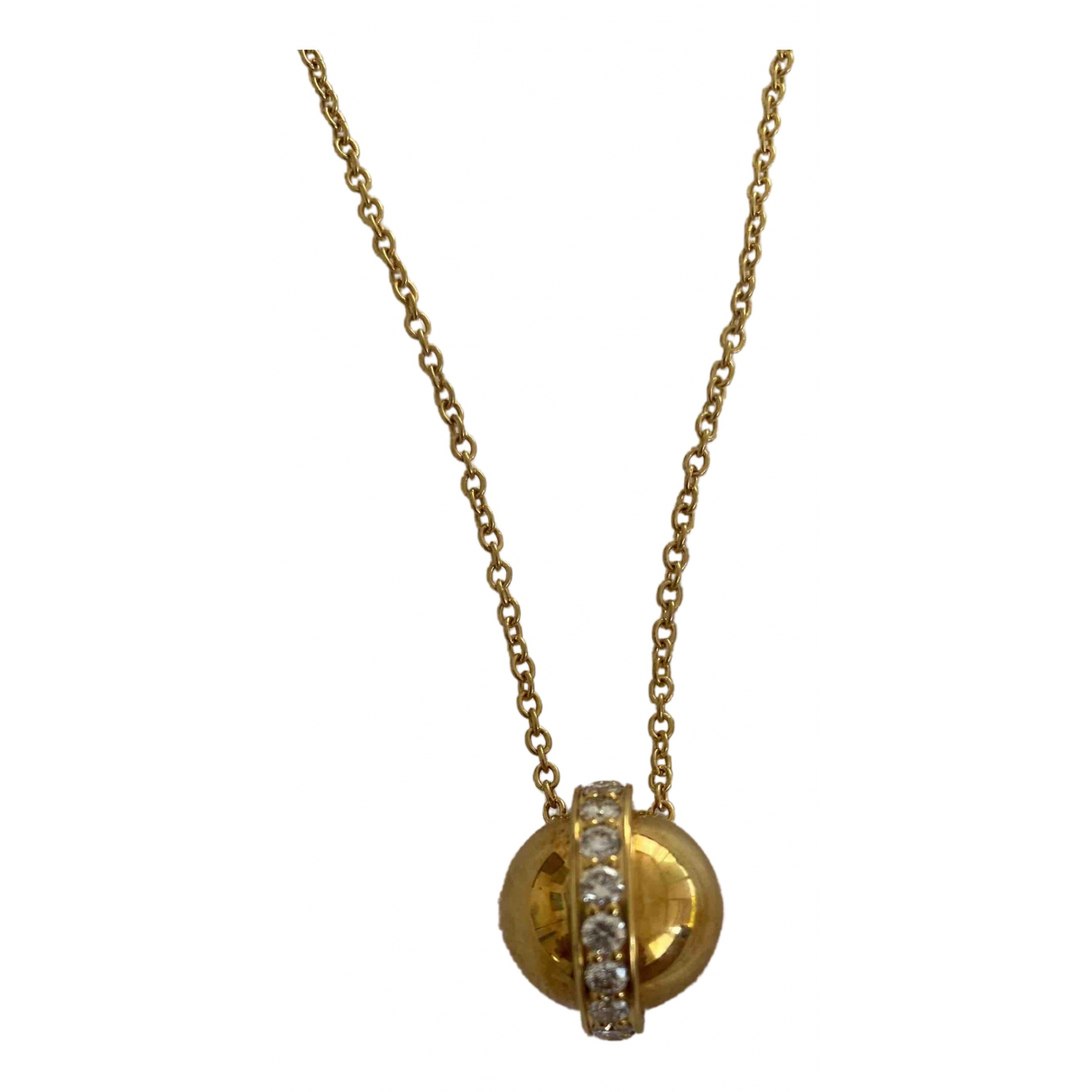 Piaget \N Yellow gold necklace for Women \N