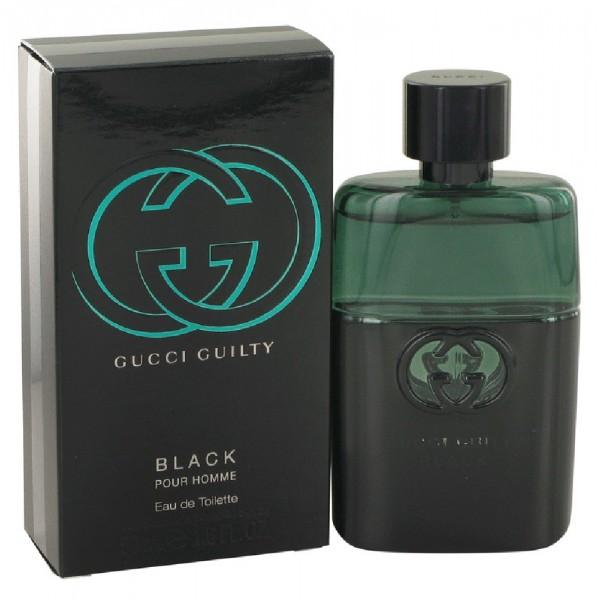 Gucci Guilty Black Pour Homme - Gucci Eau de toilette en espray 50 ML