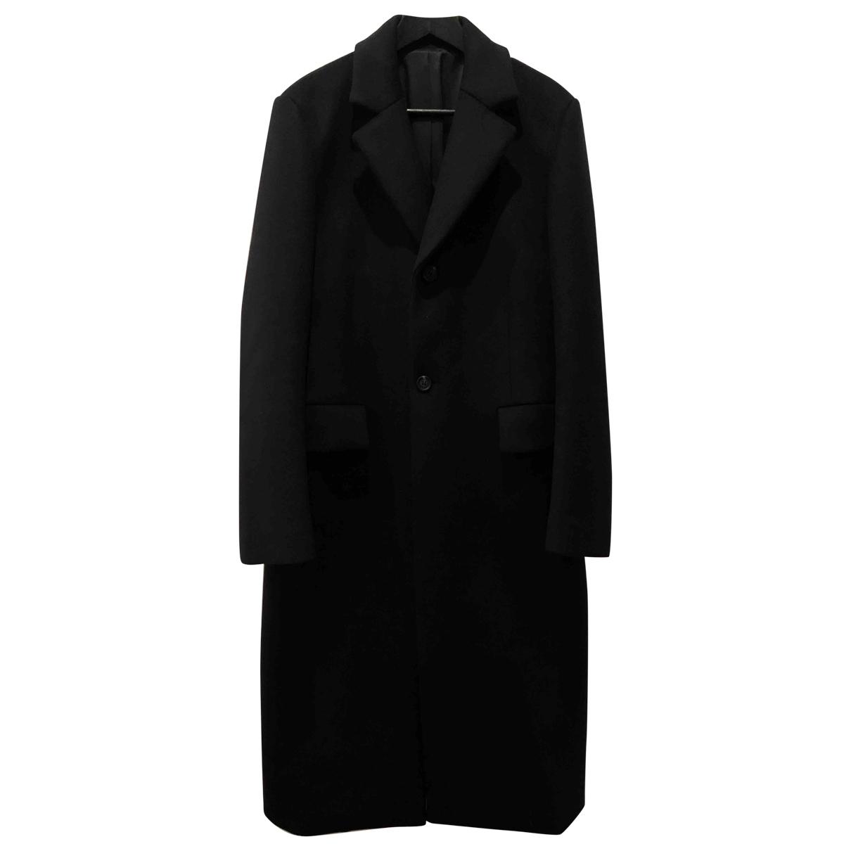 Acne Studios - Manteau   pour homme en cachemire - marine