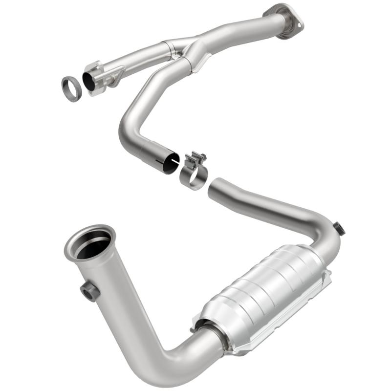 MagnaFlow 93382 Exhaust Products Direct-Fit Catalytic Converter