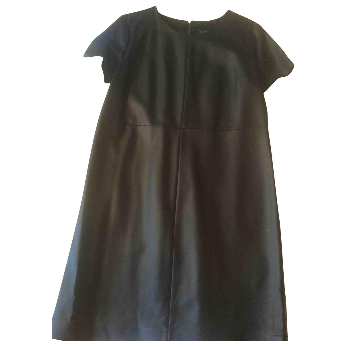 Armani Jeans \N Black dress for Women 46 IT
