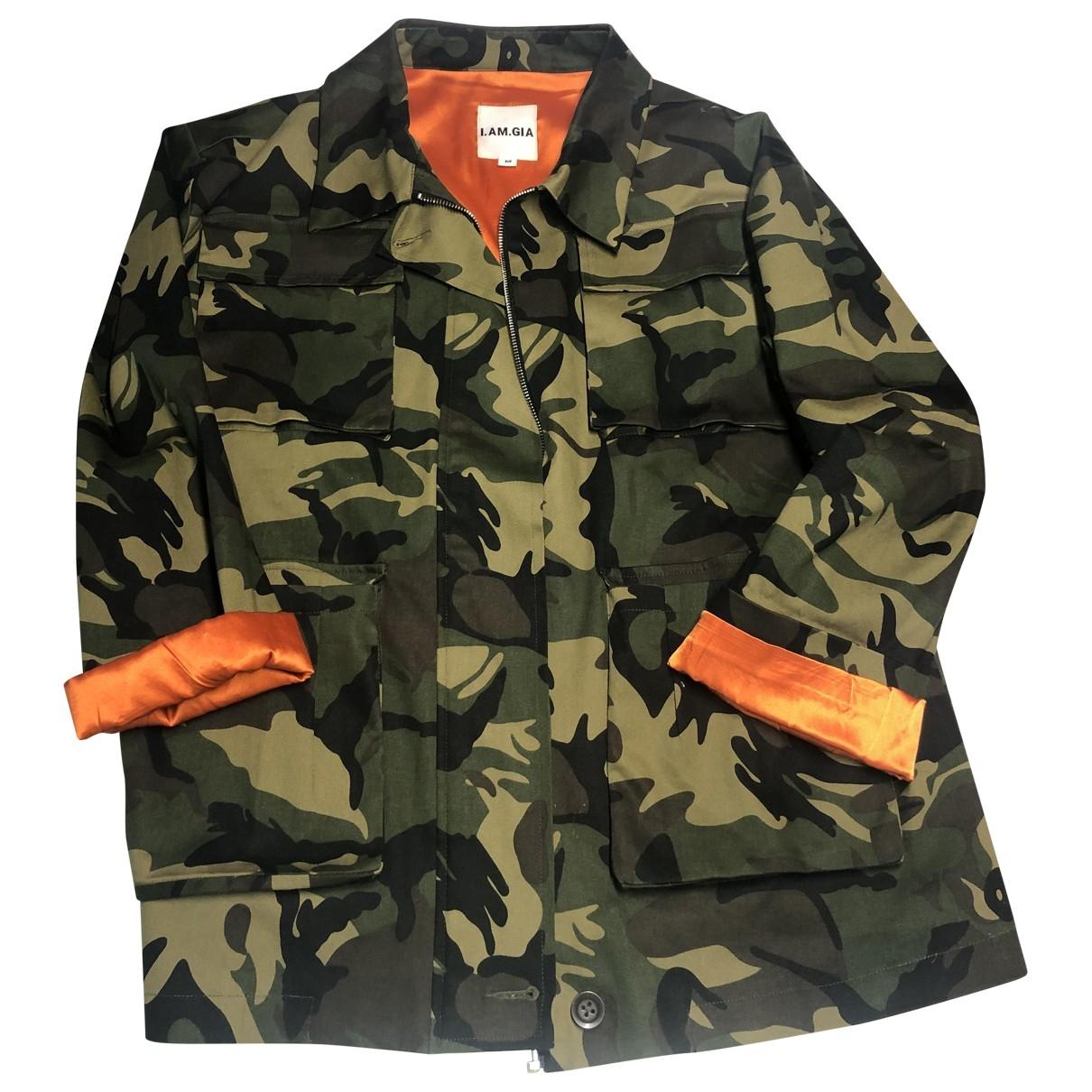 I.am.gia \N Khaki jacket for Women M International