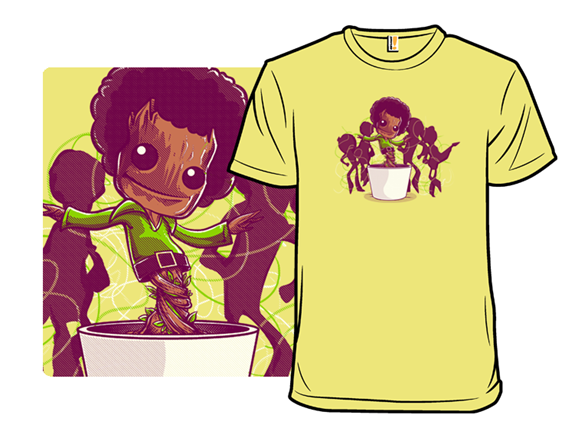 The Groot 5 T Shirt