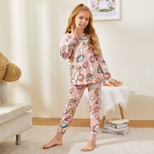 Cartoons  Suess Maedchen Loungewear