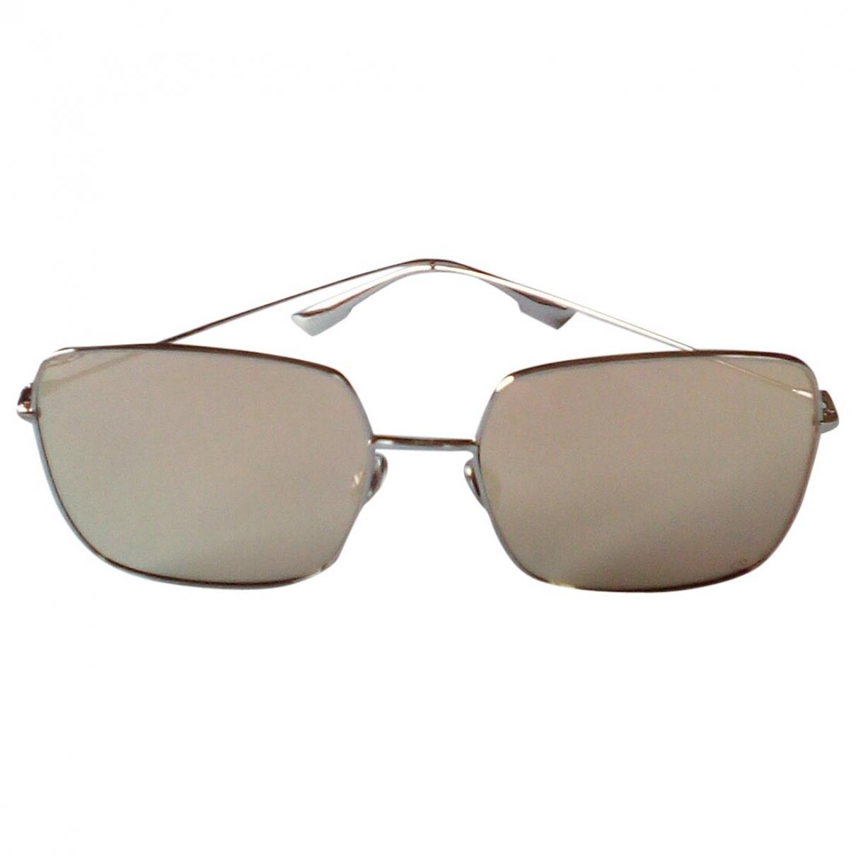 Dior Stellaire 1 Sonnenbrillen in  Silber Metall