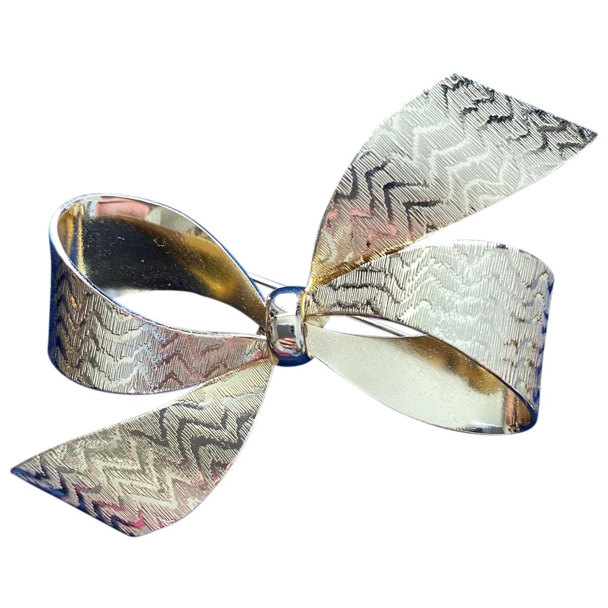 Grosse - Broche   pour femme en metal - dore