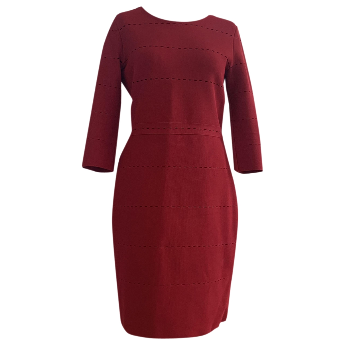 Dior - Robe   pour femme - rouge