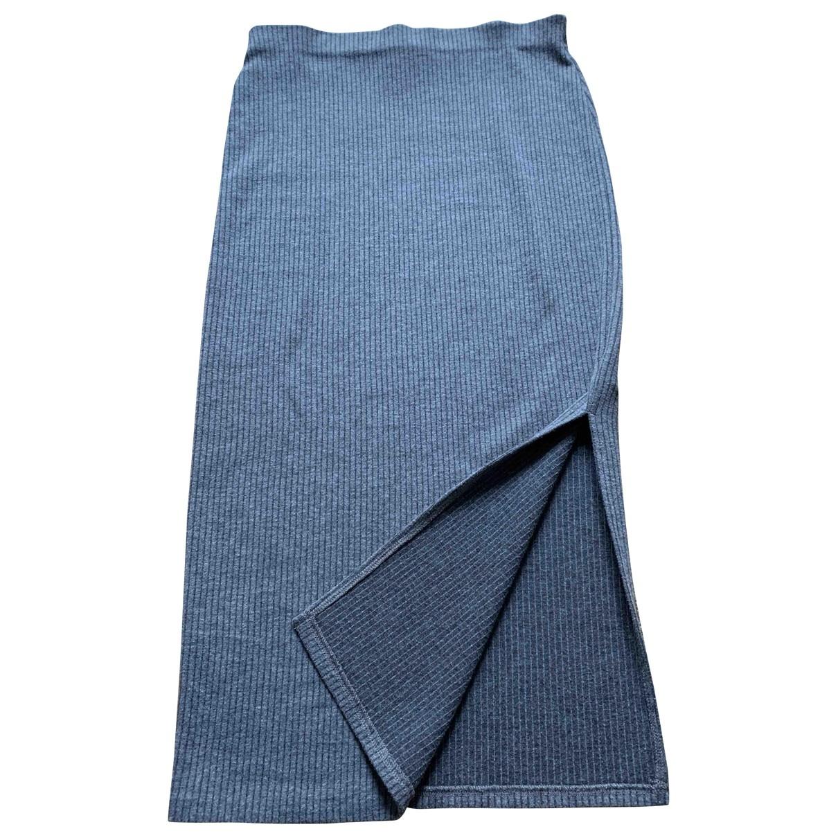 Whistles \N Grey skirt for Women 38 FR