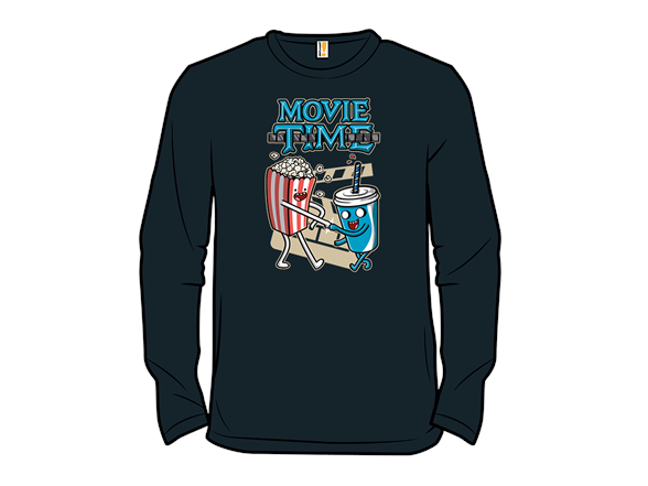 Movie Time T Shirt