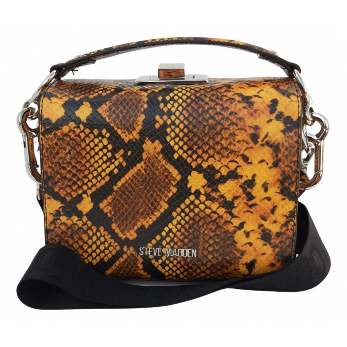 Steve Madden \N Multicolour Leather handbag for Women \N