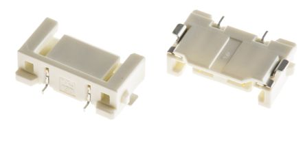 Molex , Flexi-Mate, 503471 3.7mm Pitch 2 Way 1 Row Right Angle PCB Socket, Surface Mount, Crimp Termination (10)