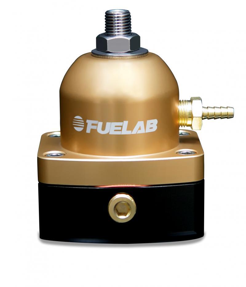 Fuelab 51506-5-L-E Fuel Pressure Regulator