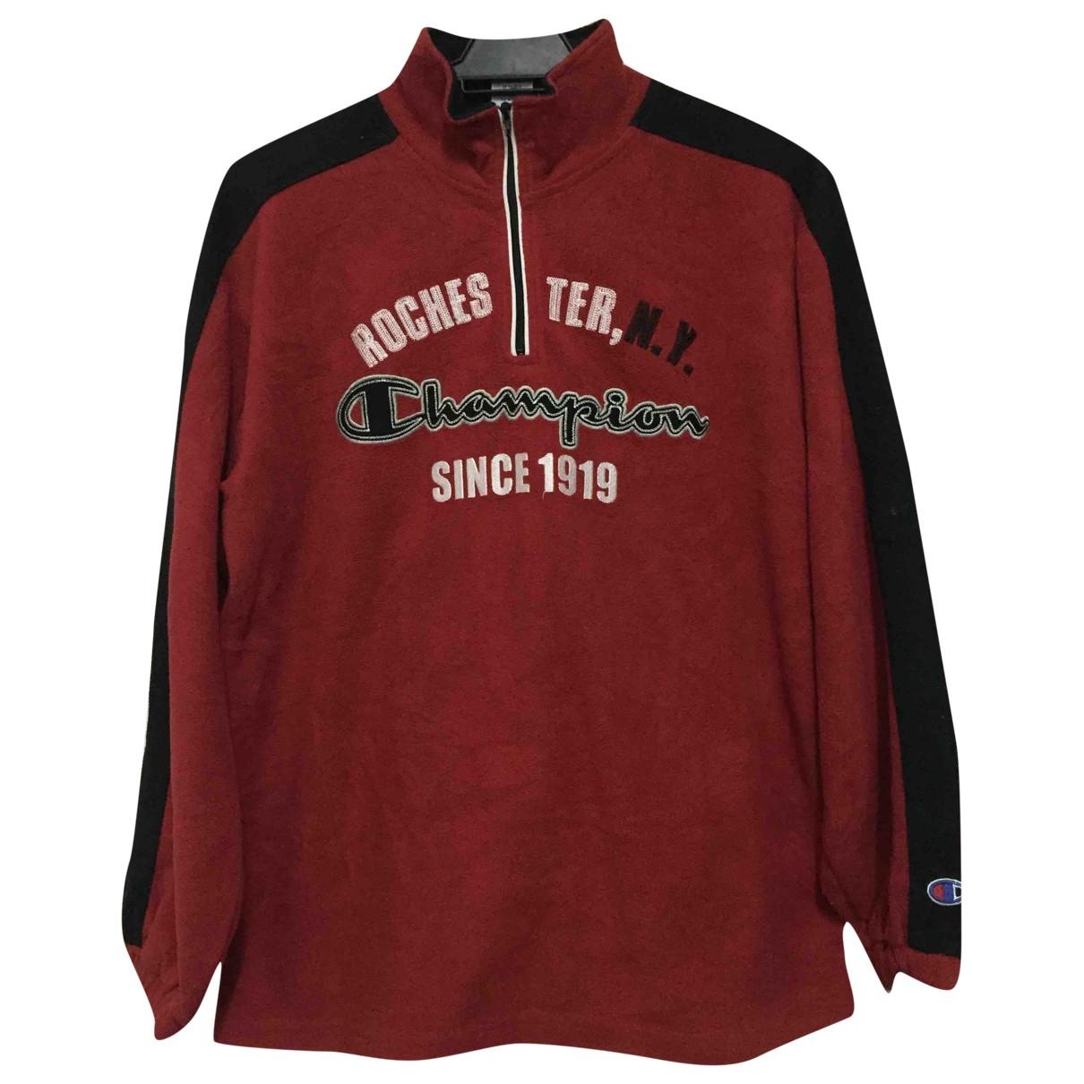 Champion \N Pullover.Westen.Sweatshirts  in Polyester