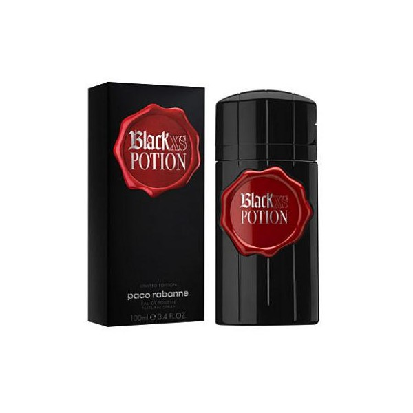 Black XS Potion - Paco Rabanne Eau de toilette en espray 100 ML