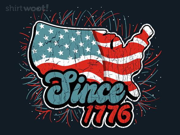 Since 1776 T Shirt