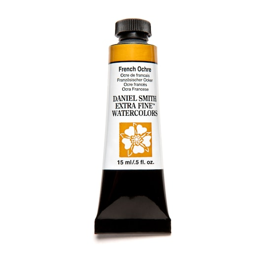 Daniel Smith Extra Fine™ Watercolor, 15 Ml Paint in French Ochre | Michaels®