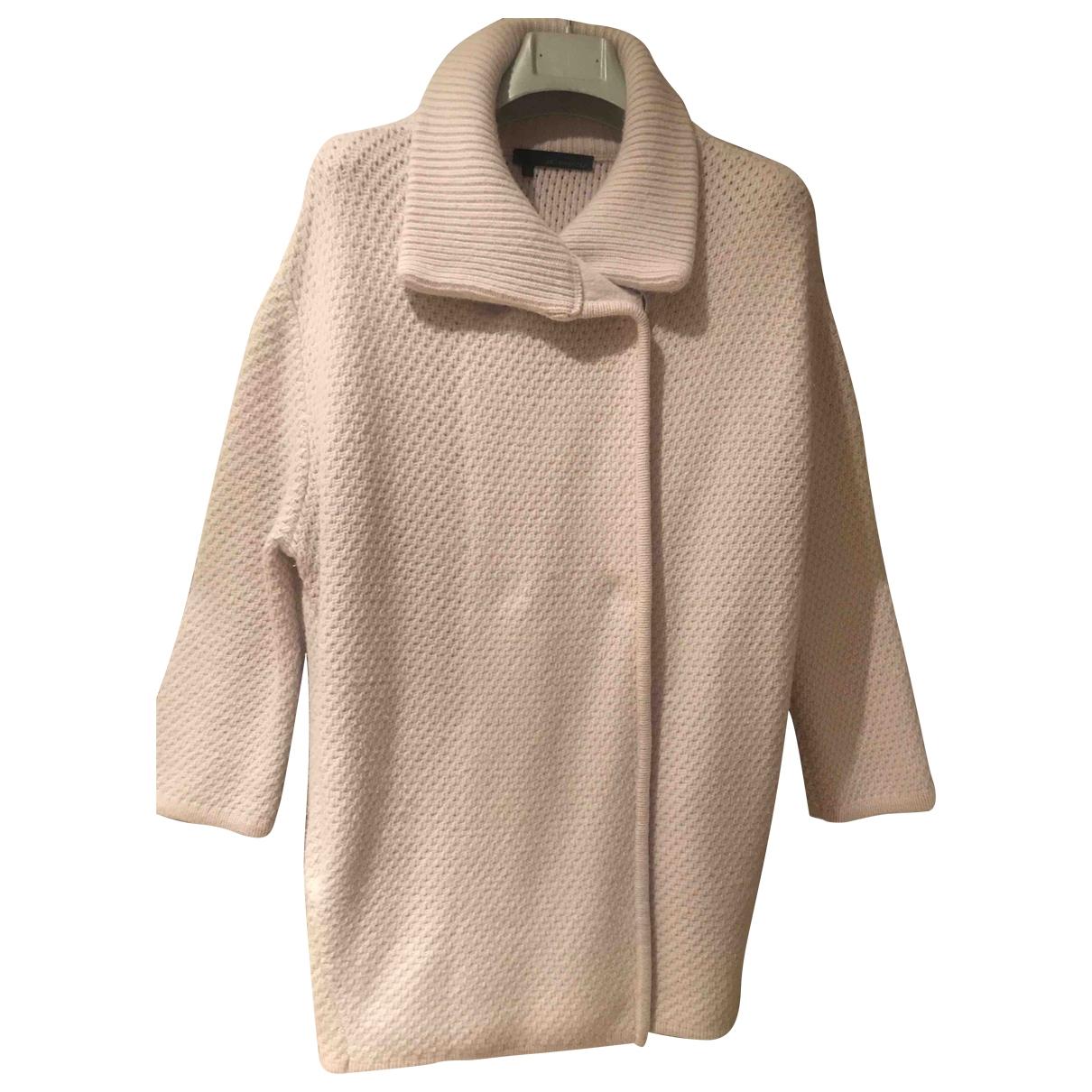 360 Sweater \N Pullover in  Ecru Wolle