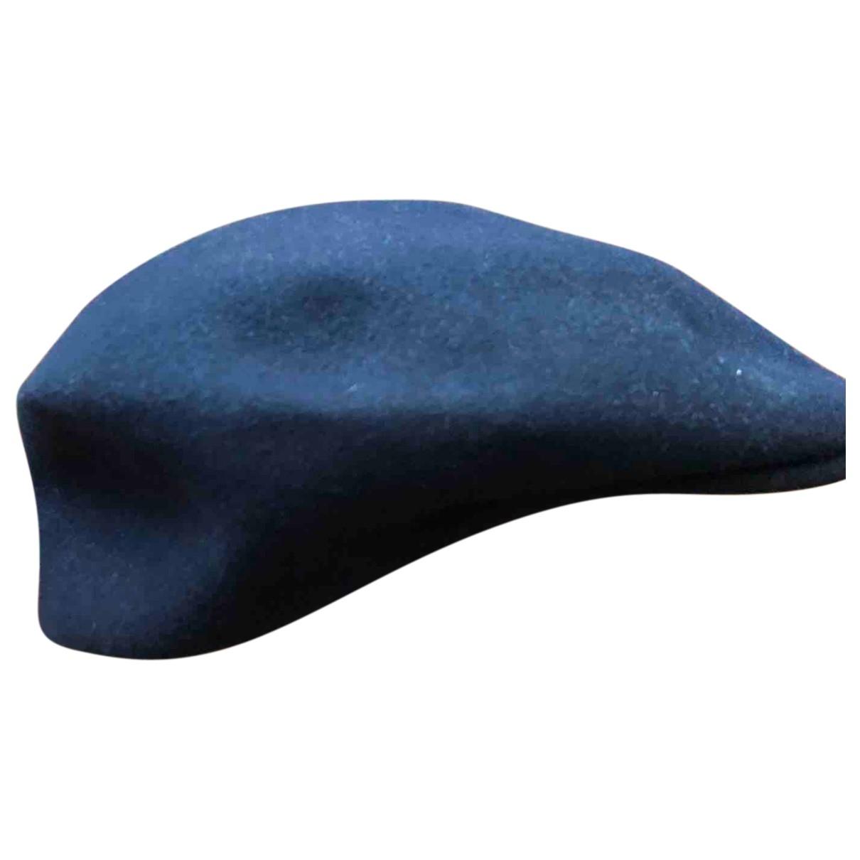 - Chapeau & Bonnets   pour homme en coton - bleu