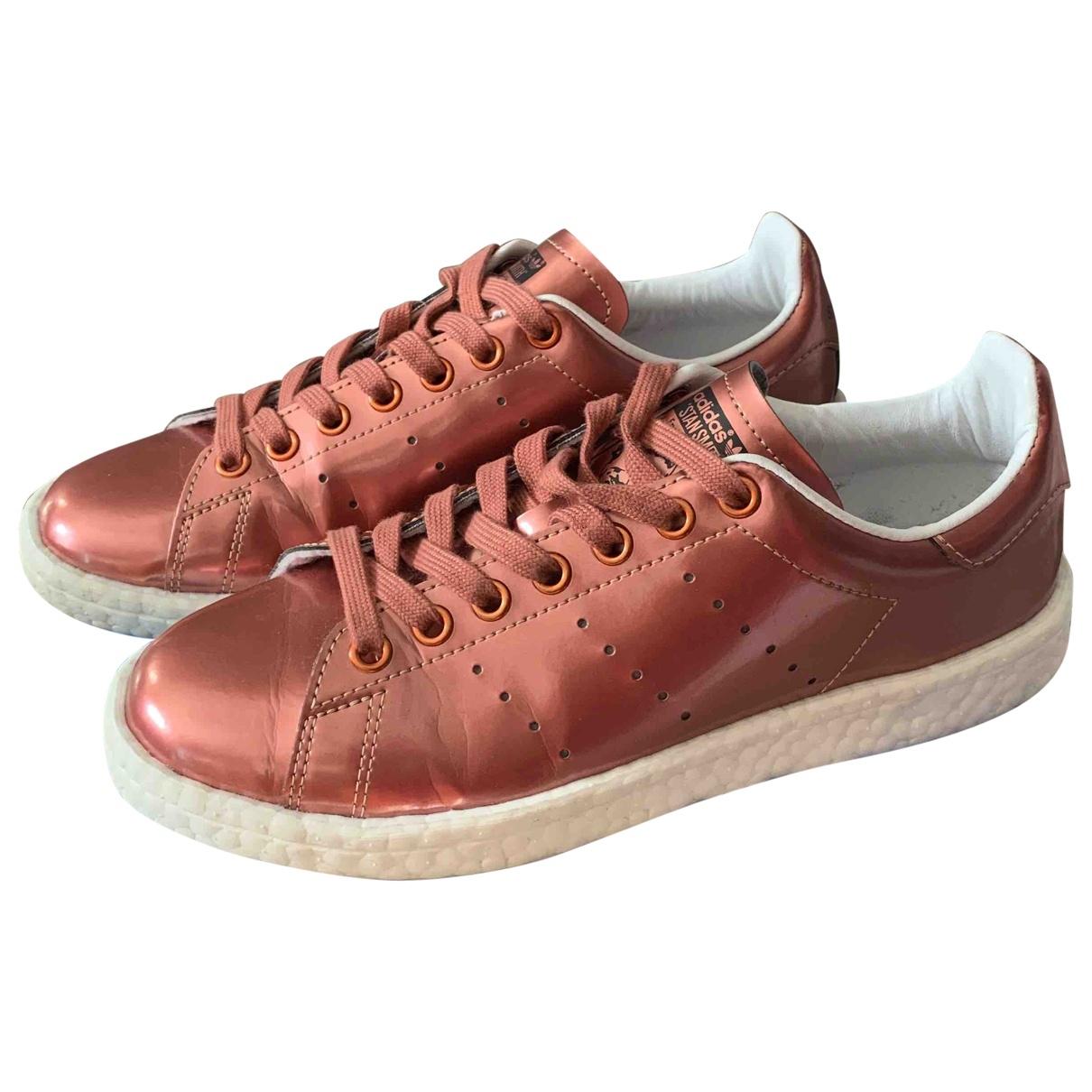 Adidas - Baskets Stan Smith pour femme - rose