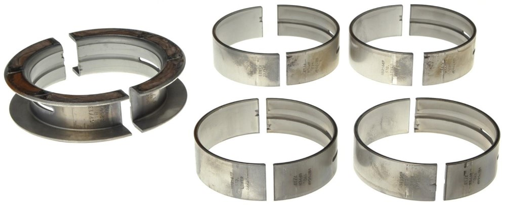 Clevite MS1039P10 .25mm P Series Main Bearing Set Ford Pass|Truck 1968-1994