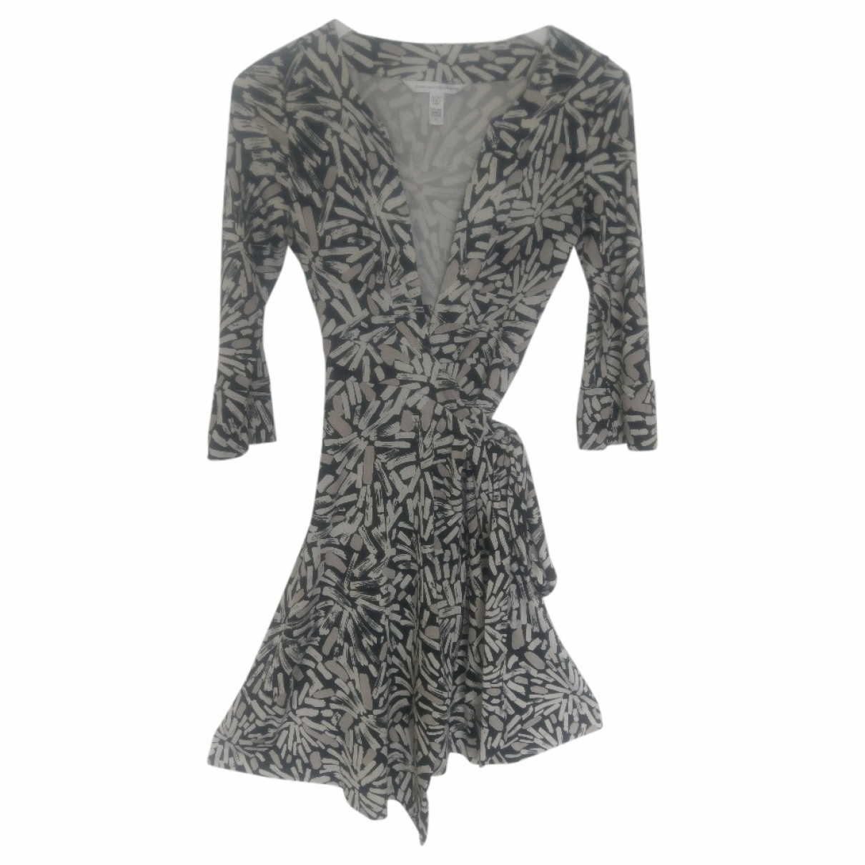 Diane Von Furstenberg \N Silk dress for Women 4 US