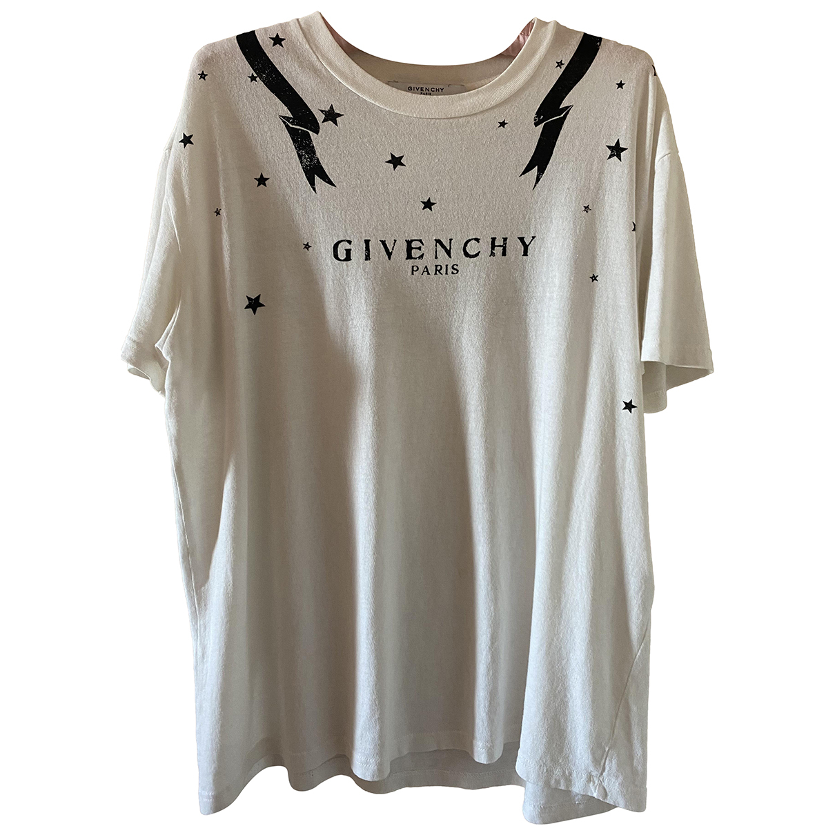 Givenchy N White Cotton  top for Women M International
