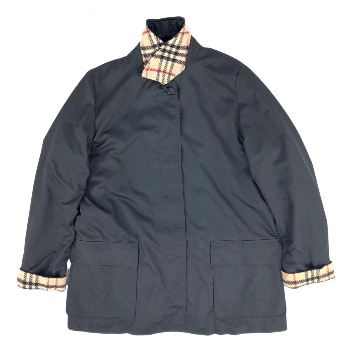 Burberry \N Black coat for Women L International