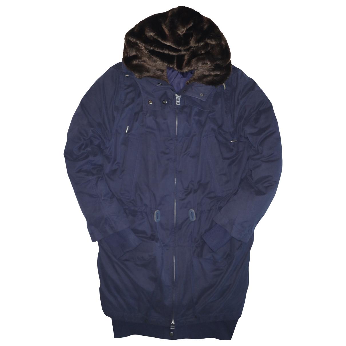 Acne Studios \N Navy coat for Women 36 FR
