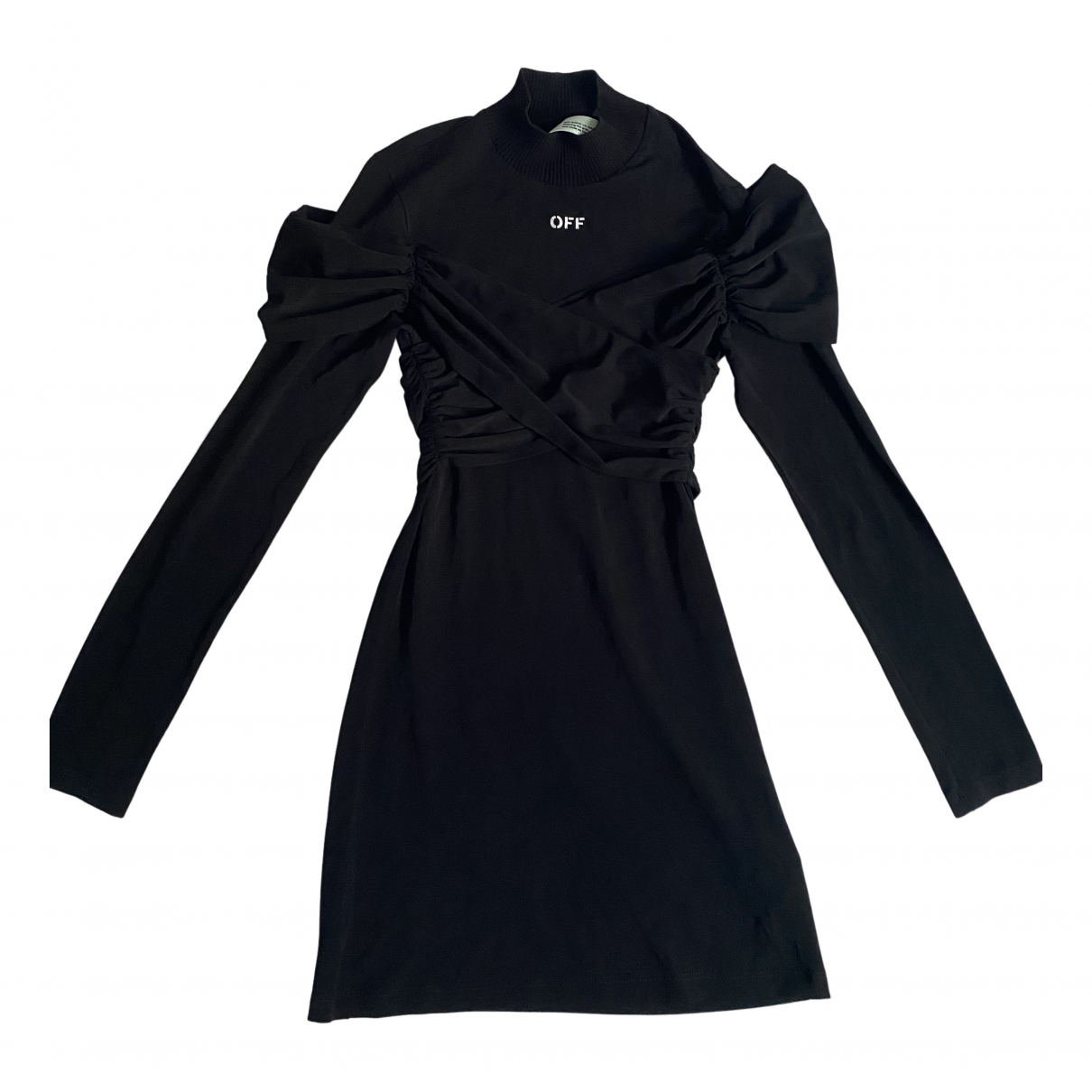 Off-white - Robe   pour femme - noir