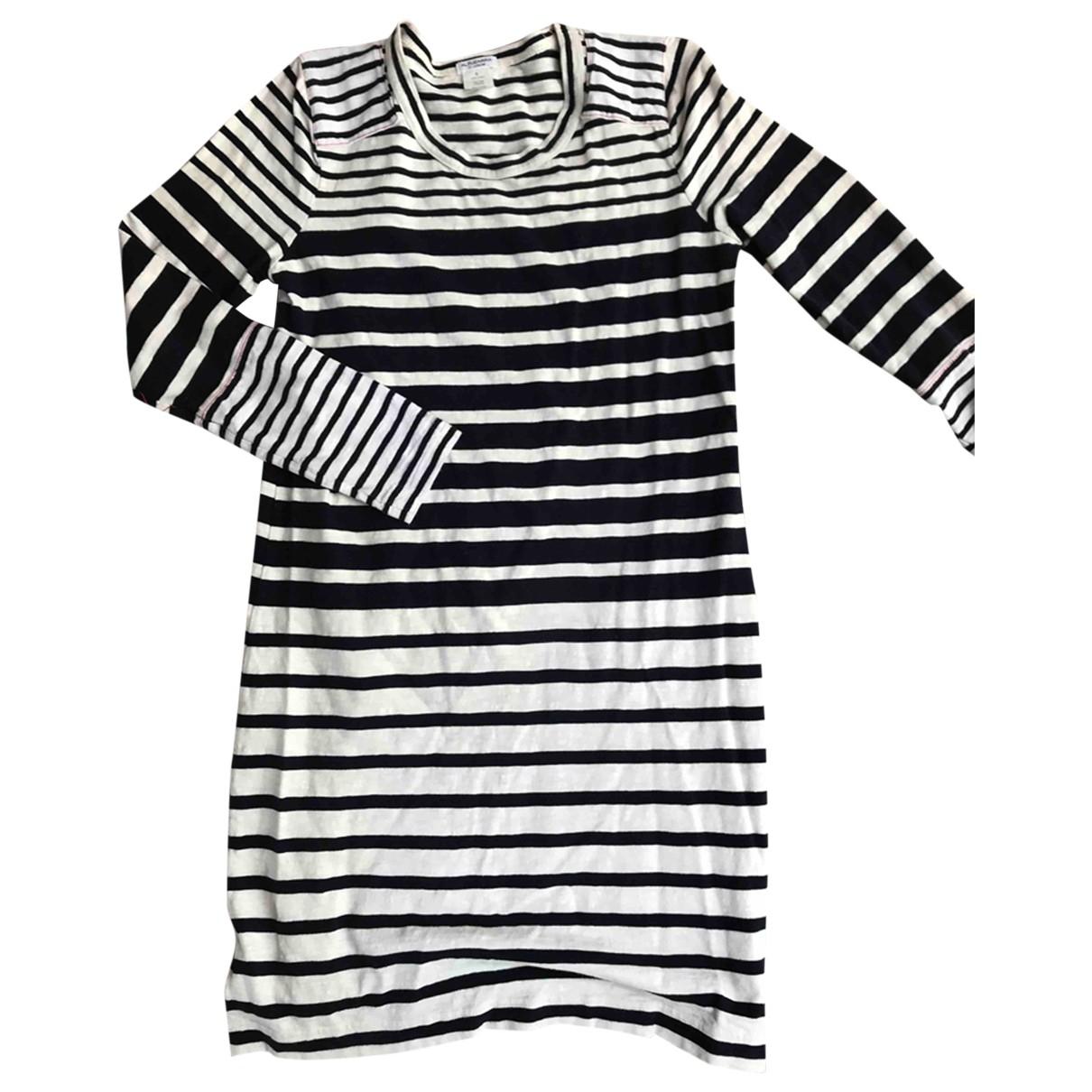 Altuzarra \N White Cotton - elasthane dress for Women S International