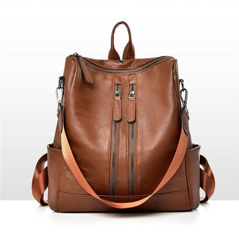 Women's Backpack Travel Anti theft Handbag Rucksack School Shoulder Bag
