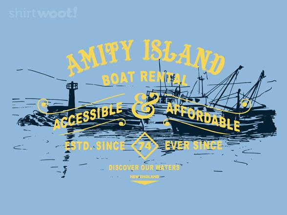 Boat Rentals T Shirt