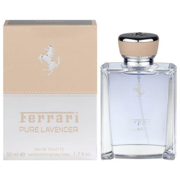 Pure Lavender - Ferrari Eau de Toilette Spray 50 ml