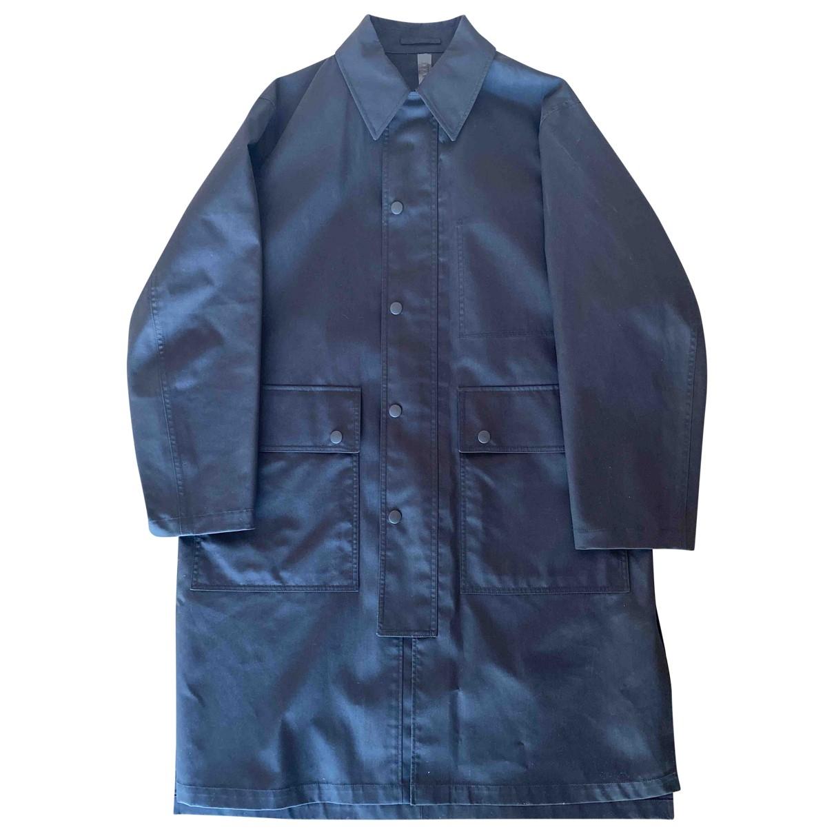 Uniqlo \N Black coat  for Men M International