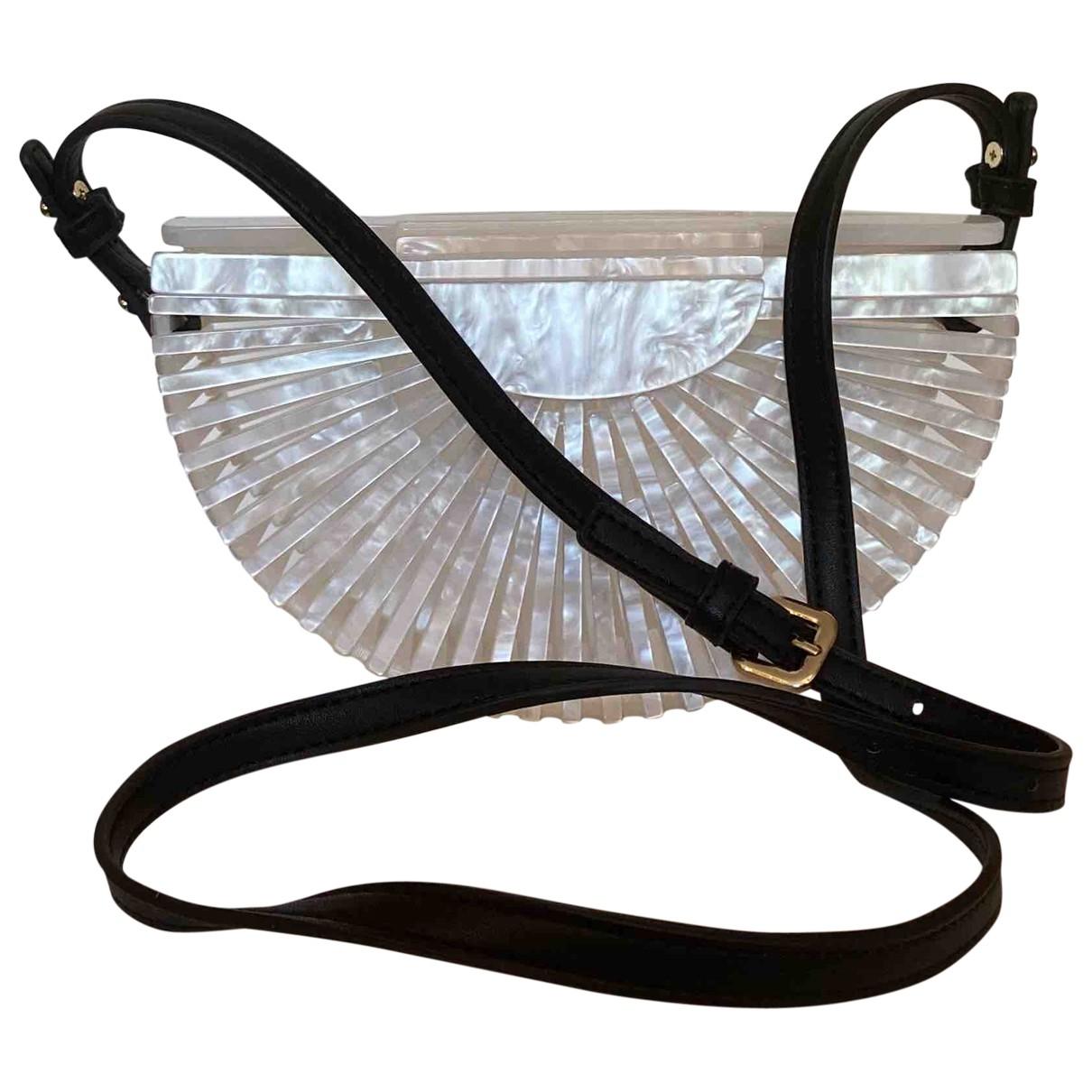 Non Signé / Unsigned \N White handbag for Women \N
