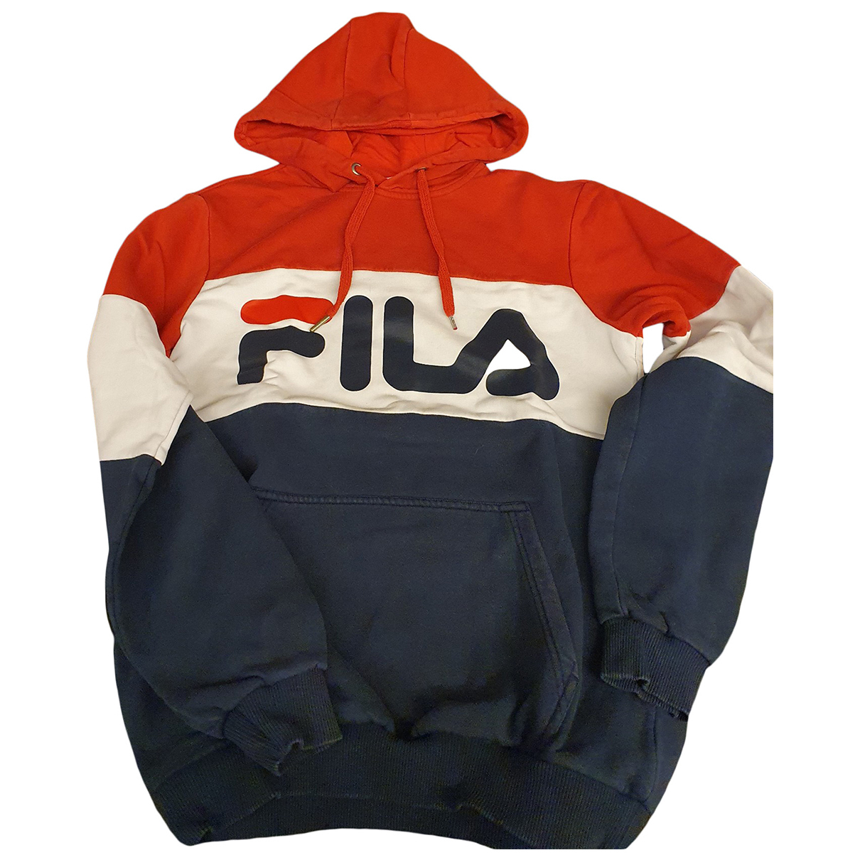 Fila - Pull   pour enfant en coton - multicolore