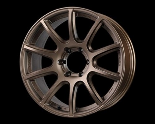 GramLights WGTUAW20KA 57Trans-X Overseas Wheel 20x9 6x139.7 20mm Dark Bronze/Machining