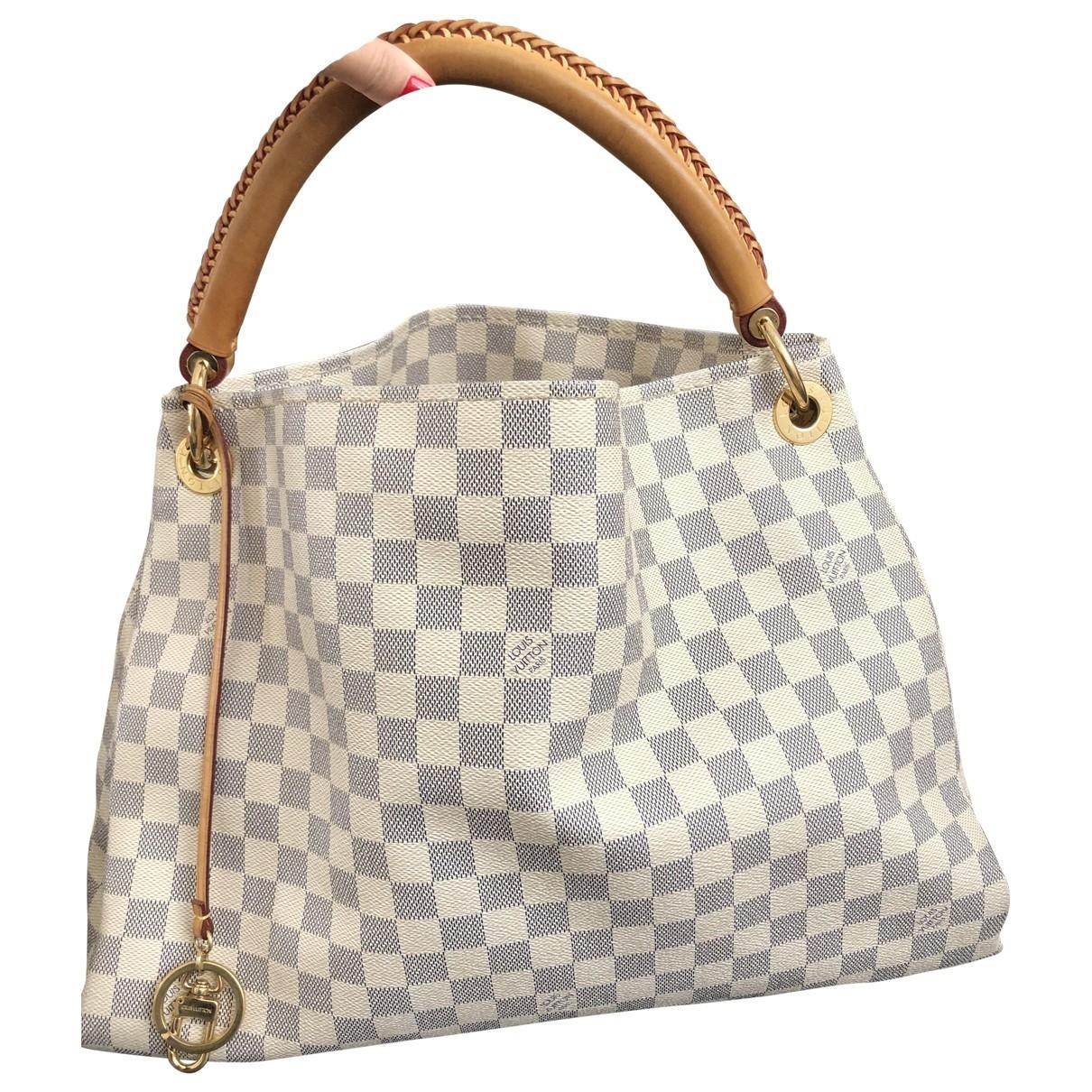 Louis Vuitton Artsy Ecru Cloth handbag for Women \N