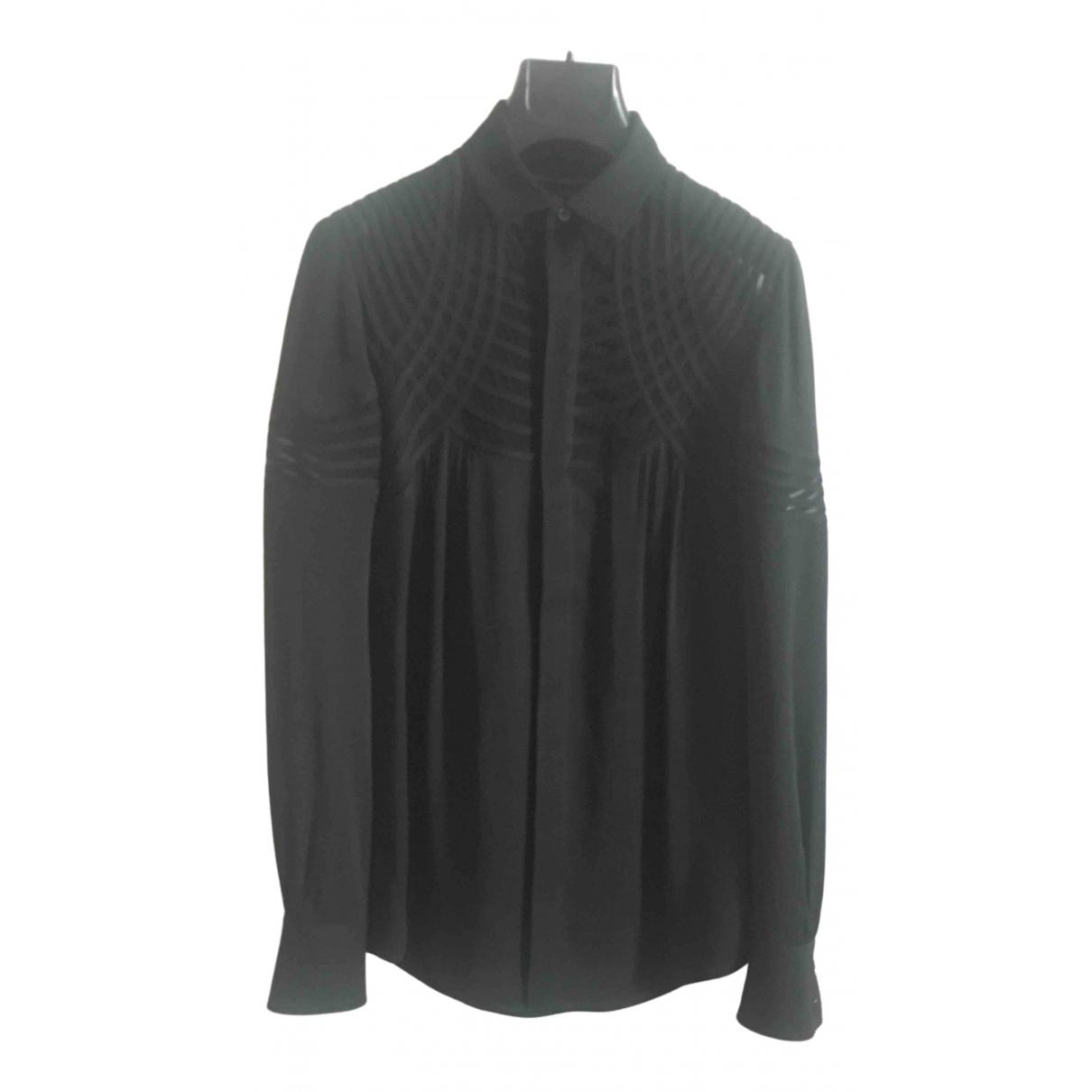 Dsquared2 - Top   pour femme en soie - noir