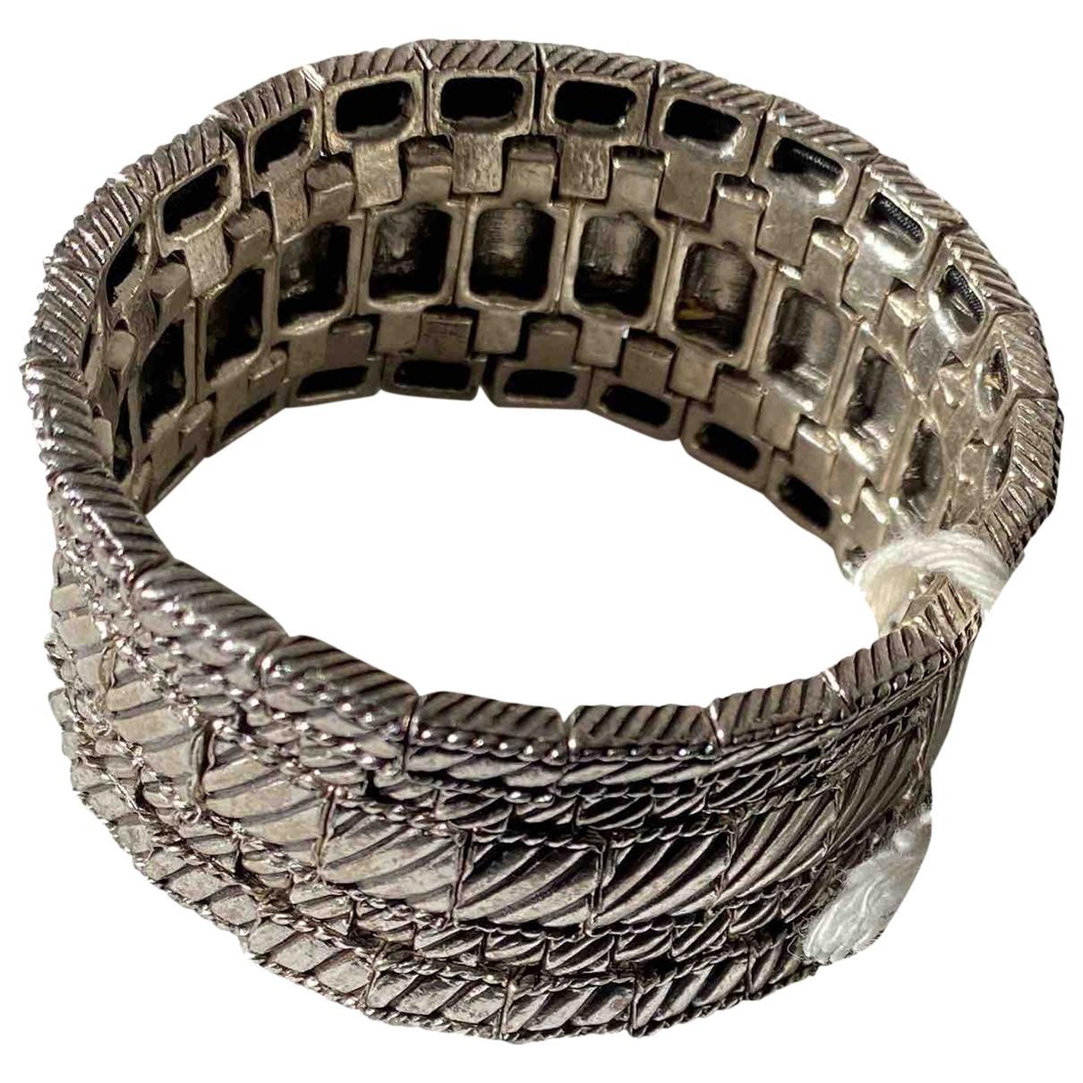 Philippe Audibert \N Armband in  Silber Silber