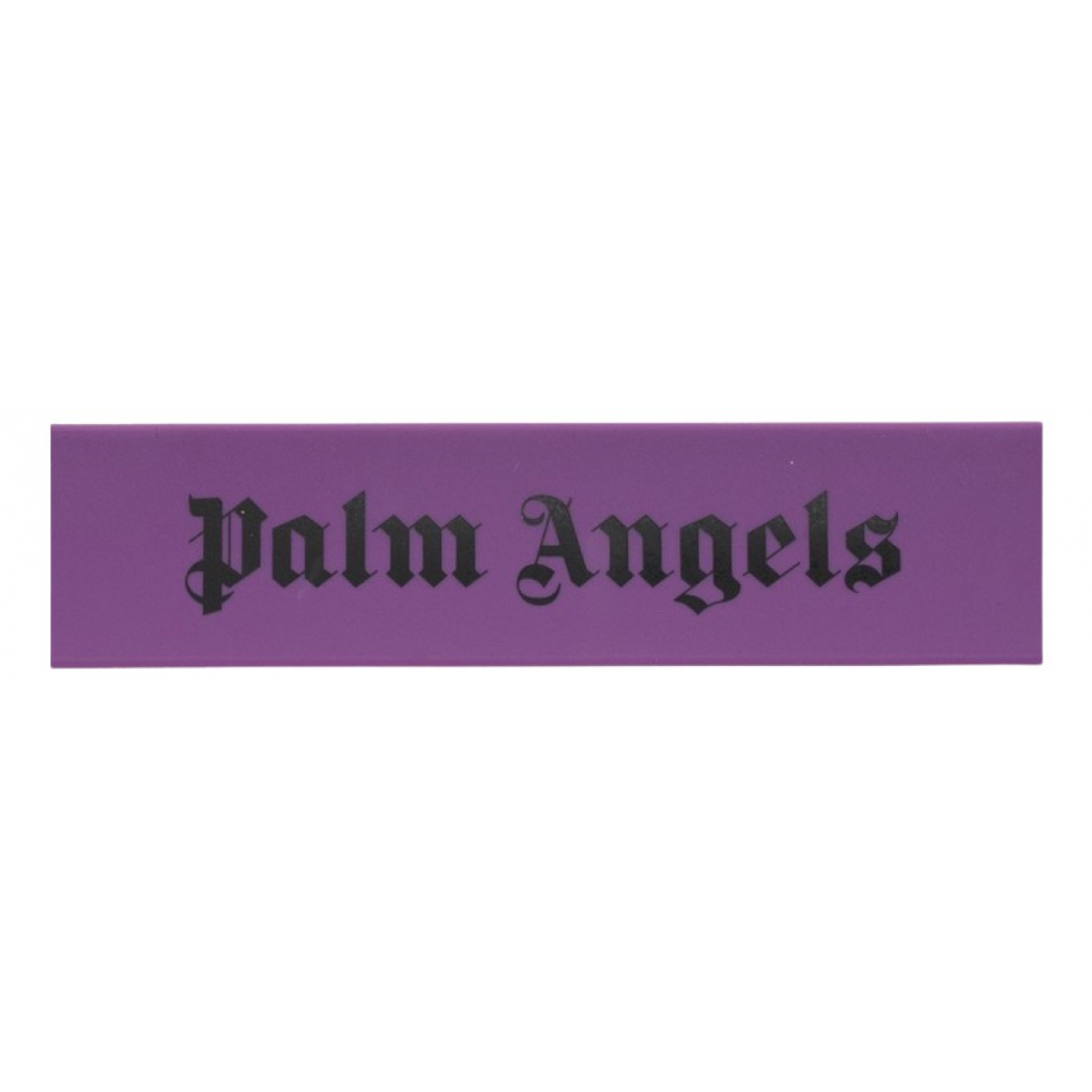 Palm Angels - Bracelet   pour femme en metal - violet