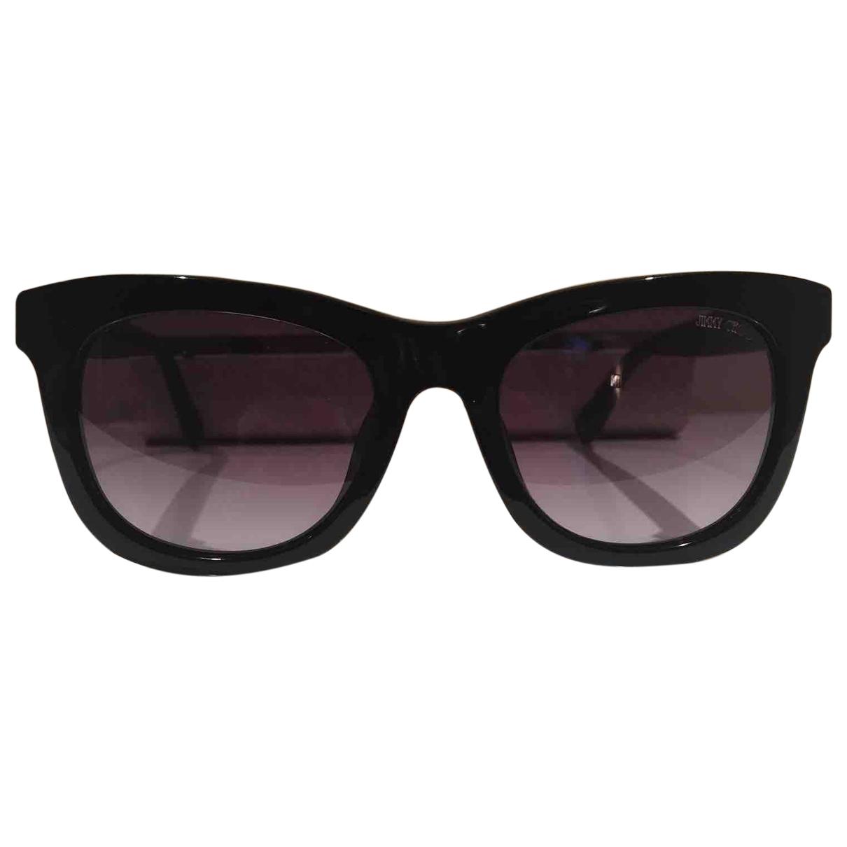 Jimmy Choo \N Black Sunglasses for Women \N