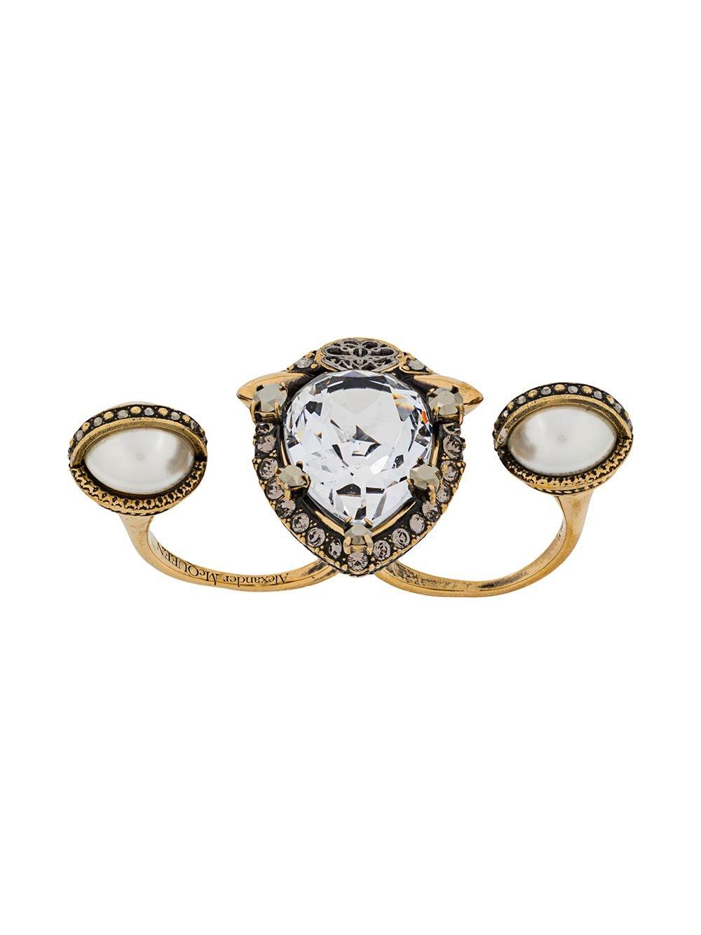 Signature Jewelled Ring