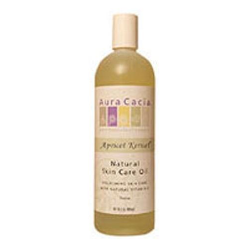 Apricot Kernel Skin Care Oil 4 fl oz by Aura Cacia