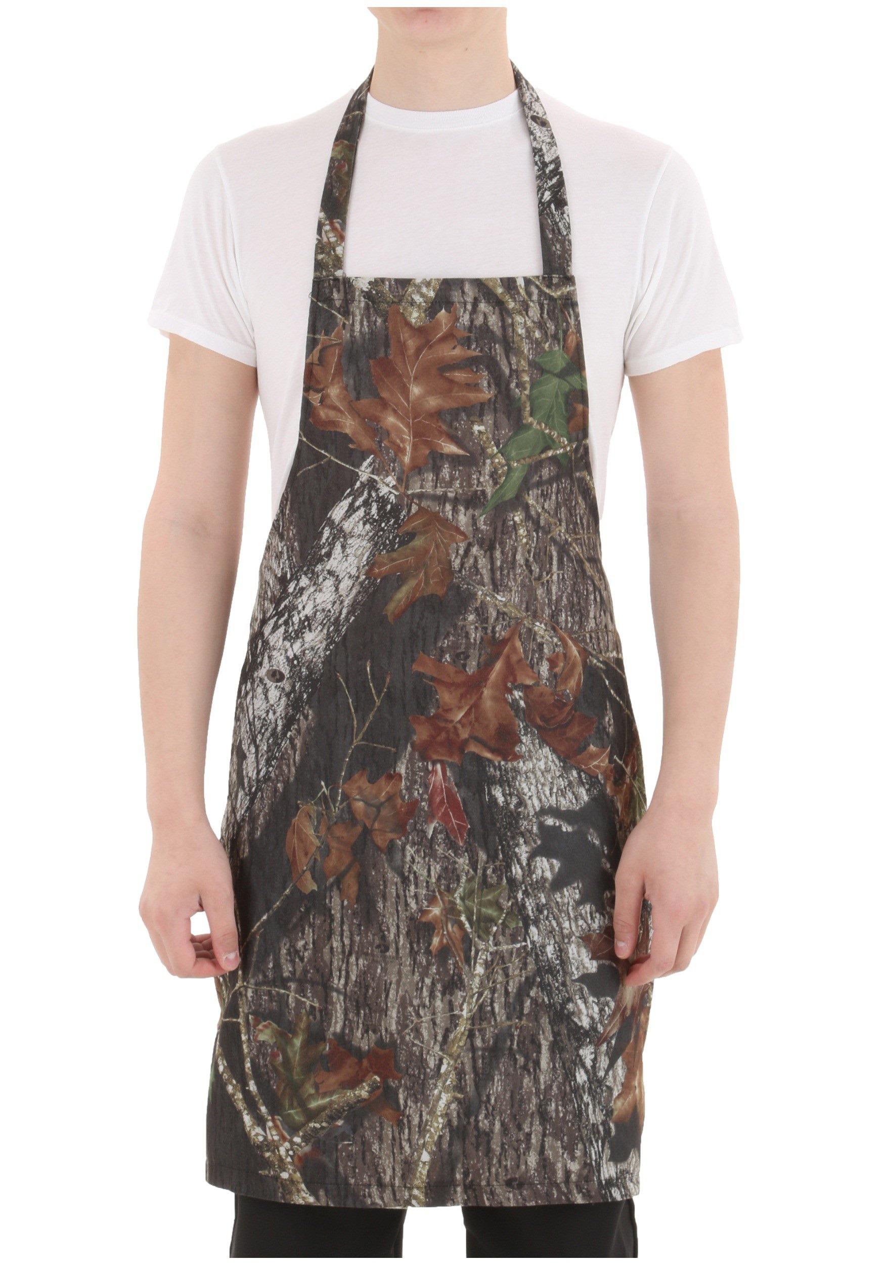 Mossy Oak Camouflage Apron